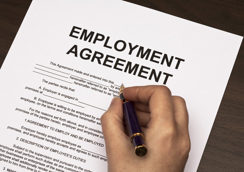 The Employment Relationship – Employee or Contractor